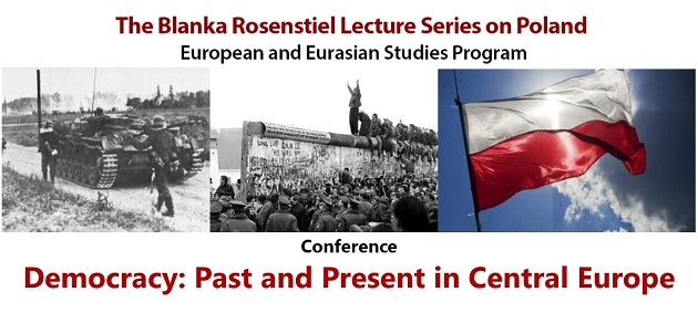 Lady Blanka Rosentiel Lecture Series In Poland